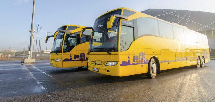 Як обрати компанію для організації автомобільних та автобусних перевезень