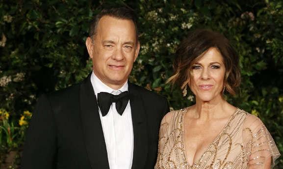Актор Том Генкс разом з дружиною заразився коронавірусом