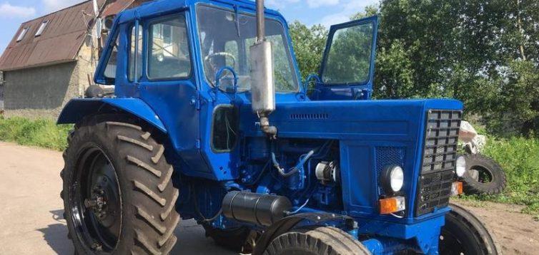 (Рус) Устройство трактора МТЗ – советы по эксплуатации