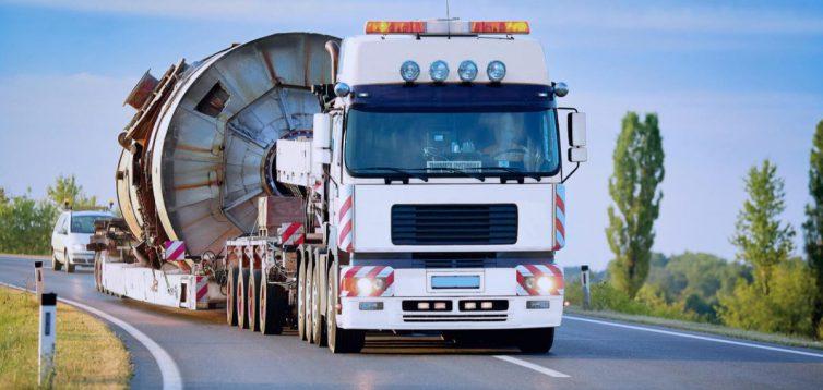 (Рус) Перевозка крупногабаритных грузов – определение и специфика
