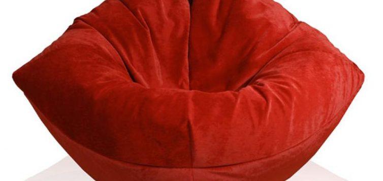 Советы по выбору бескаркасной мебели