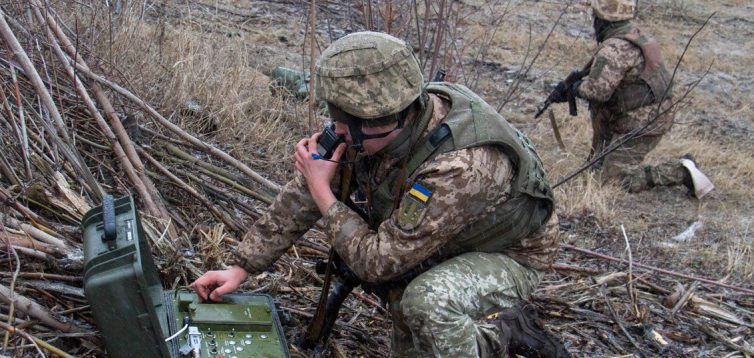 Бойовики з початку доби два рази атакували позиції ЗСУ