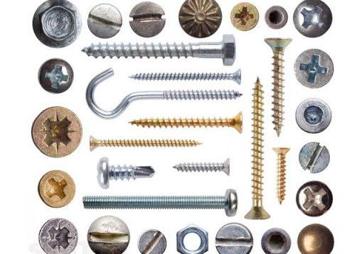 Крепежи, метизы и другие строительные товары
