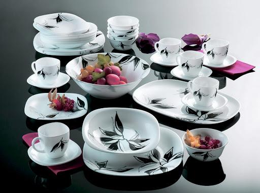 Посуда от компании Люминарк
