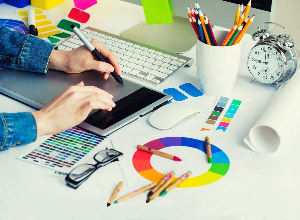 Услуги графического дизайна