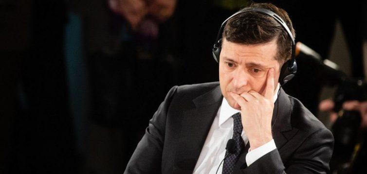 """Зеленський заявив, що без кредиту МВФ """"привид банкрутства занурить Україну у злидні"""""""