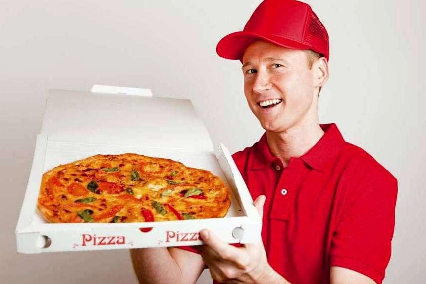 Доставка пиццы на дом и офис: вкусно, быстро, удобно