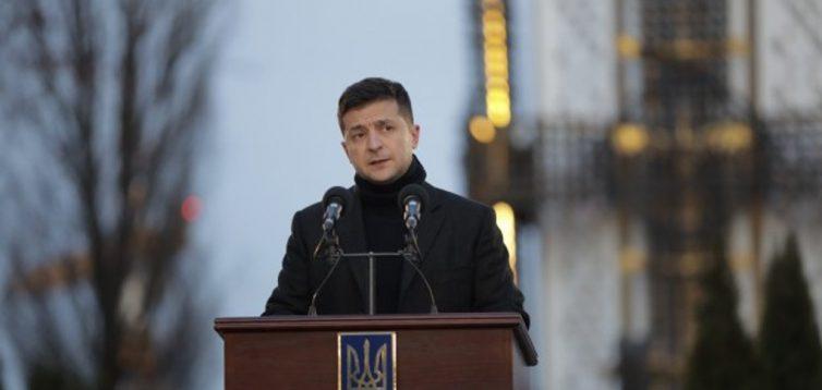 Зеленський запропонував план розвитку Чорнобильської зони
