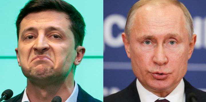 Путін відмовляється від переговорів із Зеленським