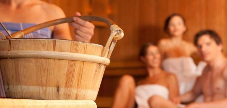 В чем преимущества посещения бани