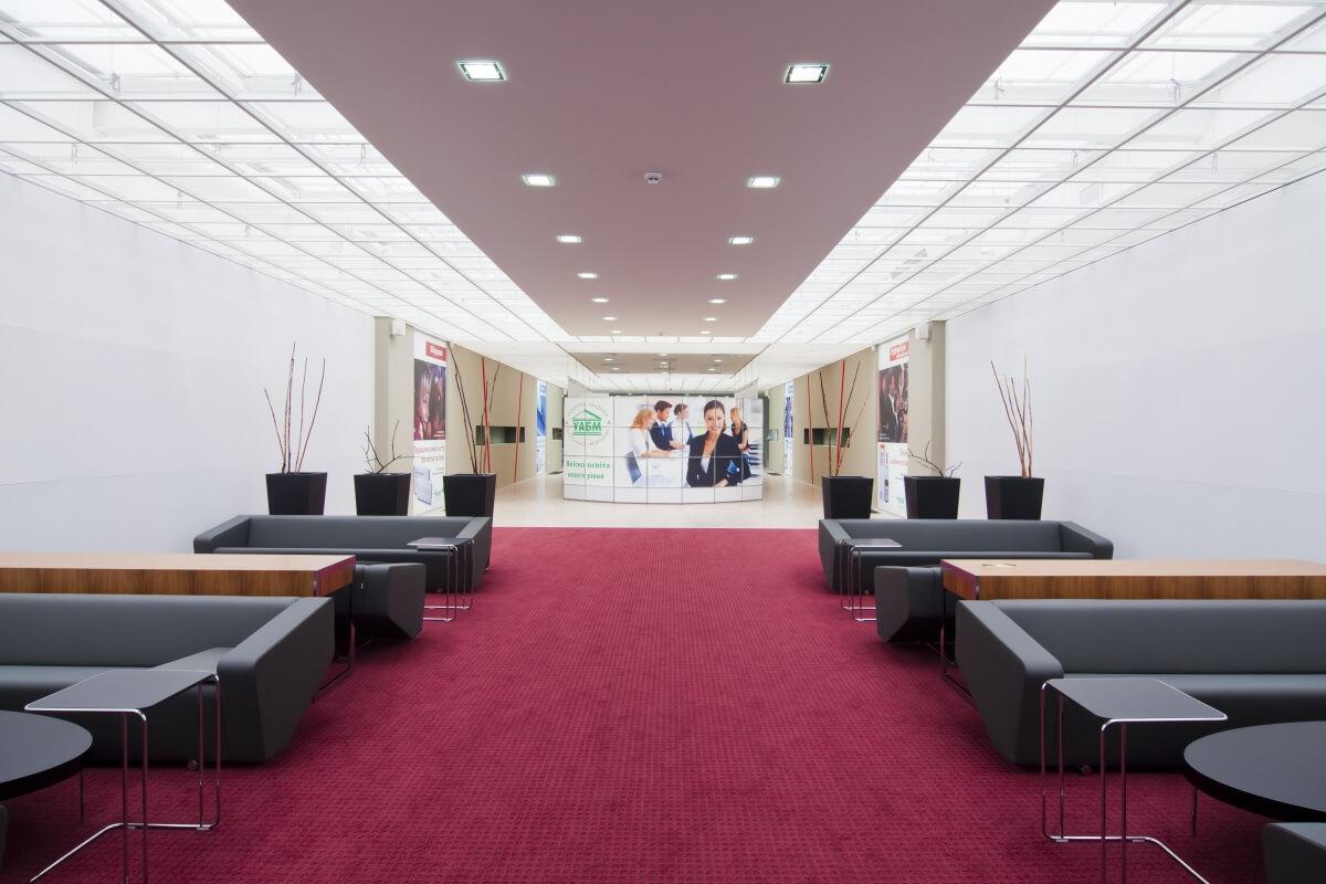 Мультифункциональные площадки от Ubi-Hall