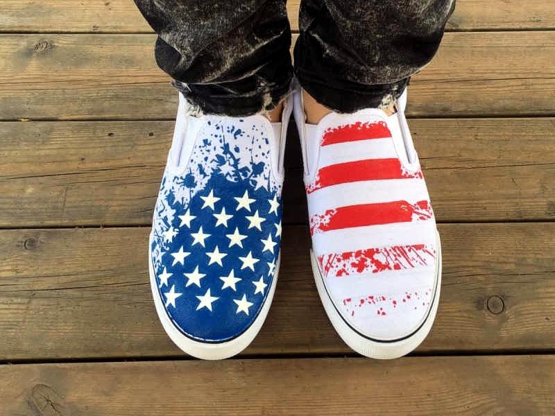 Преимущества обуви из США
