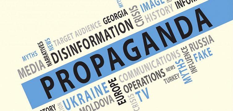 Росія розпочала нову атаку по дезінформації