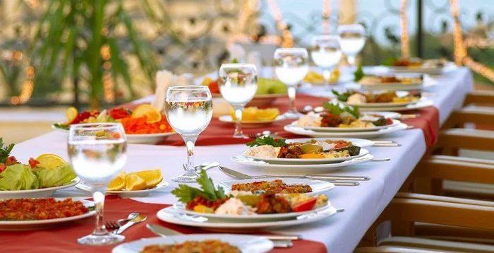 (Рус) 6 идей по выбору идеального меню на вашей свадьбе
