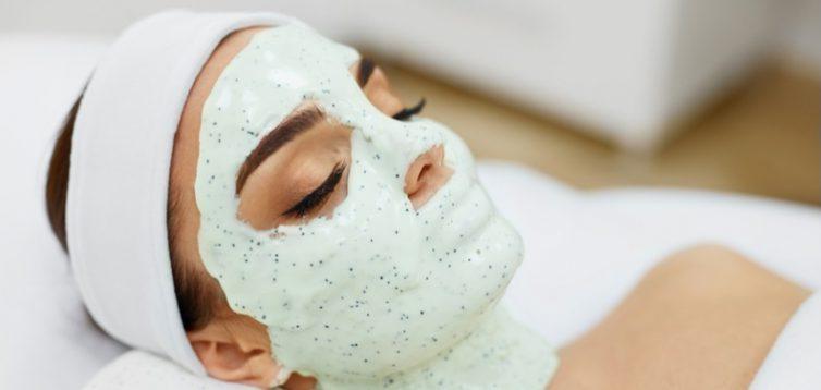 Альгинатные маски – секрет красоты и молодости кожи лица