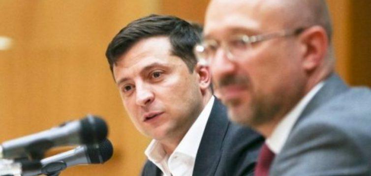 Офіс президента просив Шмигаля розглянути варіант роботи без допомоги МВФ