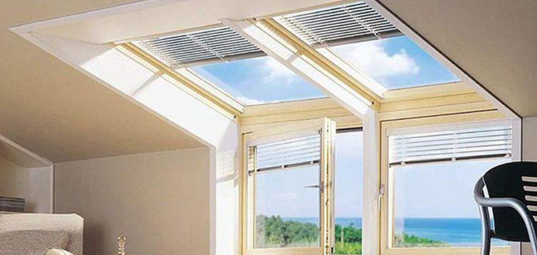 Какие шторы выбрать на мансардные окна