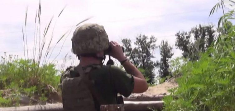 Обеззброєного за наказом Зеленського бійця ЗСУ, росіяни захопили в полон
