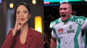 Телеведущая Янина Соколова высмеяла Усика и предложила «втащить» и ей
