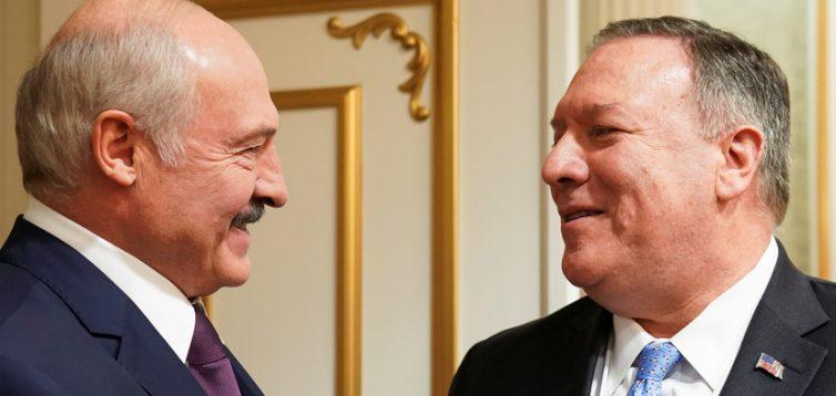 Білорусь відмовилась від російської нафти і закупляє в США