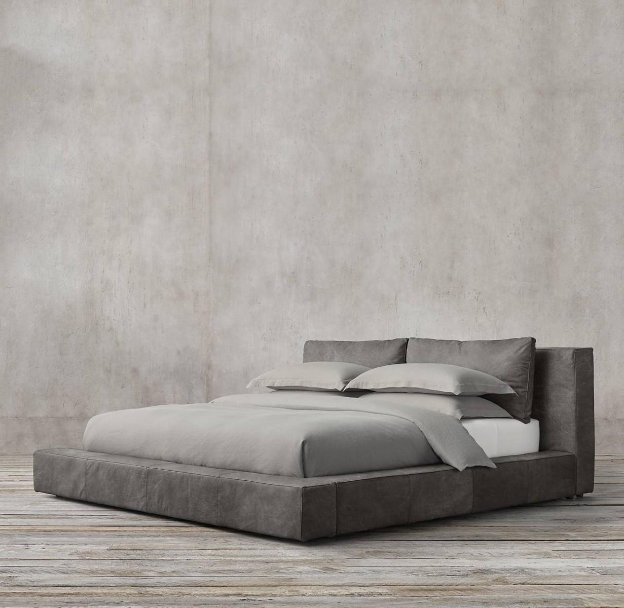 Как выбрать кровати с низкими изголовьями