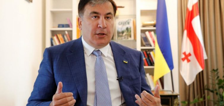 Грузія заявила,що українська влада не виконує умов стратегічного партнерства
