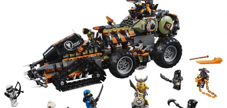(Рус) Кому подходят игровые наборы Lego Ninjago в MYplay: описание и преимущества игрушек