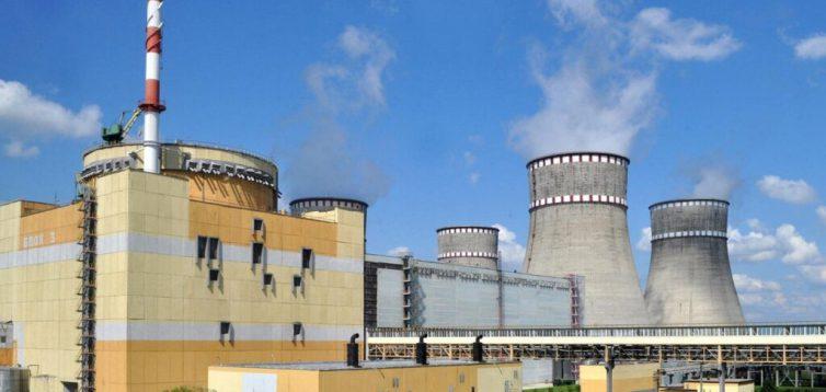 На Рівненській АЕС помилково відключили атомний енергоблок