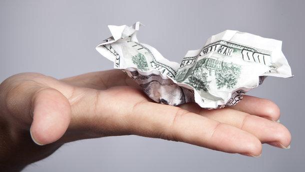 Инкассо иностранной валюты