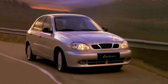 (Рус) Пять причин купить машины марки Daewoo
