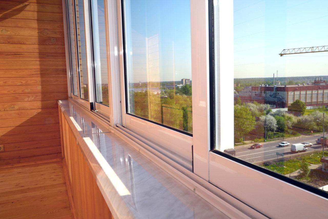 Балкон под ключ: виды остекления балконов и лоджий