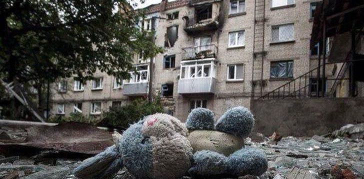 За 5 місяців 2020 року на Донбасі поранено стільки ж дітей, скільки за весь минулий рік