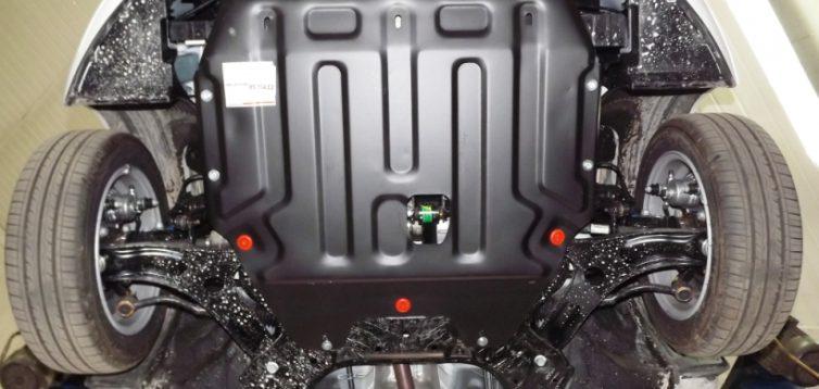 Преимущества защиты двигателя авто