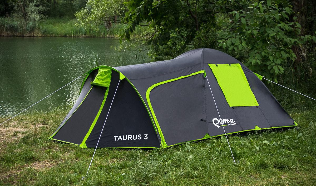 Особенности выбора туристической палатки