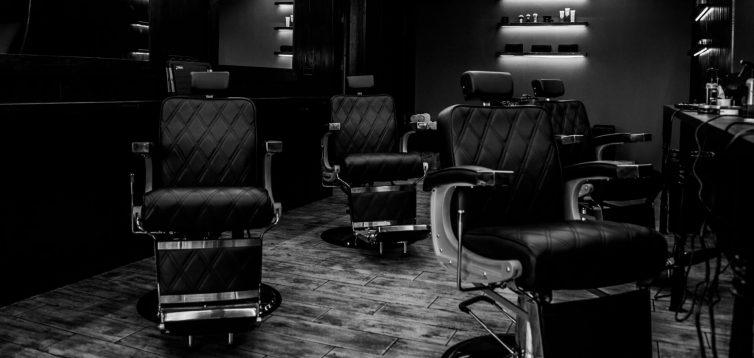 (Рус) Первая настоящая мужская парикмахерская FIRM в Украине