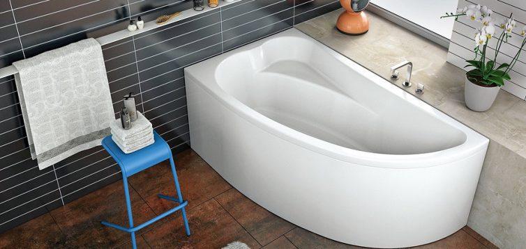 """Акрилові ванни на будь-який смак в інтернет-магазині """"Сантехдом Київ"""""""