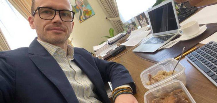 Міністр юстиції Молюска іноді братиме обід із СІЗО