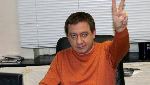 Український журналіст Муждабаєв тепер офіційний терорист РФ