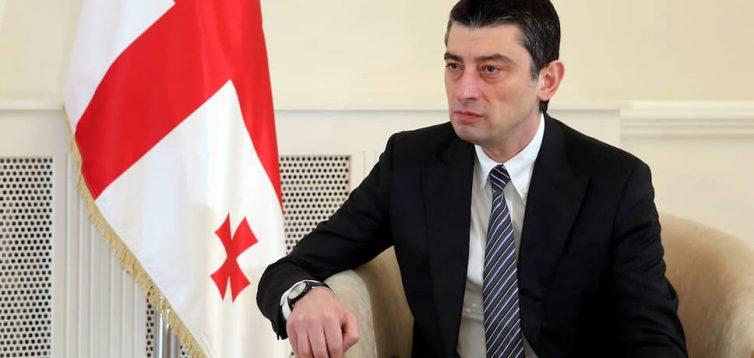 Грузія пояснила, чому відкликала свого посла з України