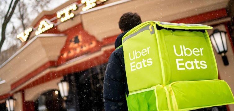 В Украине закрывается Uber Eats
