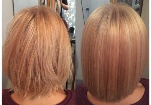 Преимущества кератинового восстановления волос в элитной парикмахерской