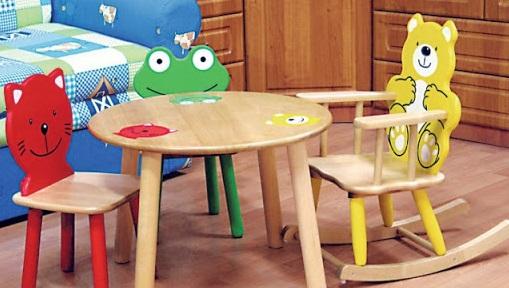(Рус) Детские столы и стулья – многообразие выбора по доступным ценам