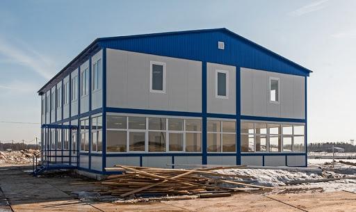 Будівництво промислових споруд и будівель