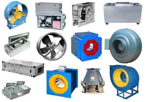Какое выбрать вентиляционное оборудование
