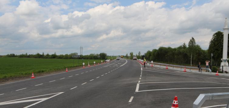 Головне картинка: У Зеленського відкрили дорогу відремонтовану попередниками