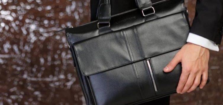 (Рус) Виды мужских сумок