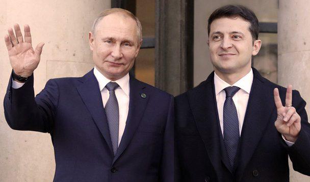 Путін повідомив, що чекає Зеленського з візитом до Москви