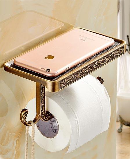 Как выбрать держатели для туалетной бумаги, ершики