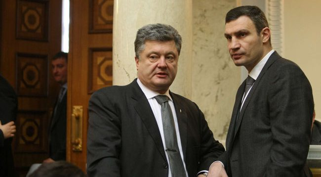 """Кличко відмовився від пропозиції Порошенка та """"ЄС"""""""