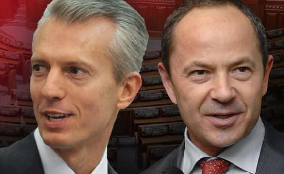 Зеленський признався, що кликав у владу одіозних Тігібка та Хорошковського